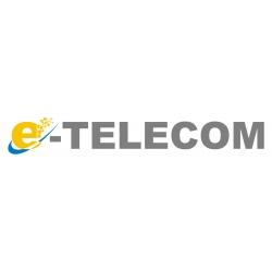 Znalezione obrazy dla zapytania logo e-telecom